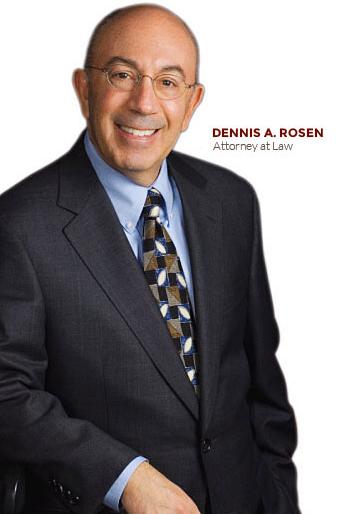 Dennis A Rosen